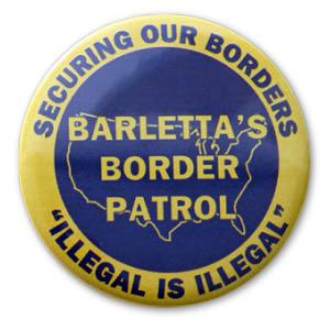 Barletta's Border Patrol