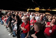 You Don't Need to Rely on Anger to Draw a Crowd. Over 2500 Tea Partiers Recently Gathered in Arizona for Summit.